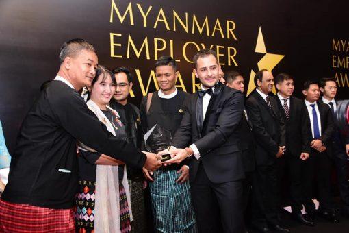 Myanmar Employer Award 2019